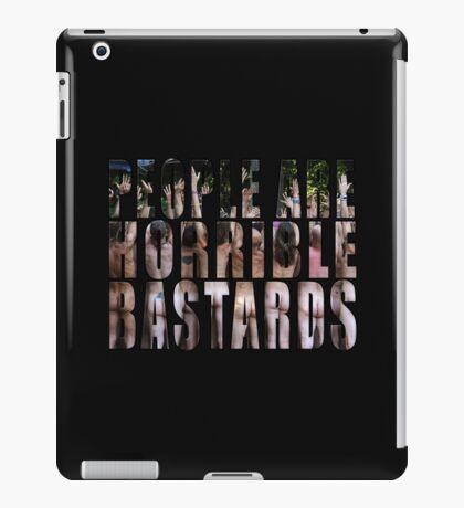 horrible iPad Case/Skin