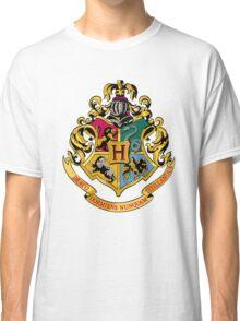 HOGWARTS CREST - Harry Potter Classic T-Shirt