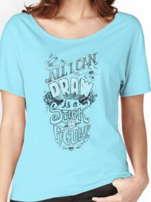 All I Can Draw Women's Relaxed Fit T-Shirt