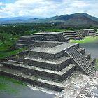 Aztec Pyramids by Andrey Molina