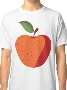 Elegant and Cool Apple Vector Design Classic T-Shirt