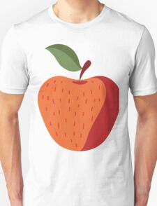 Elegant and Cool Apple Vector Design Unisex T-Shirt