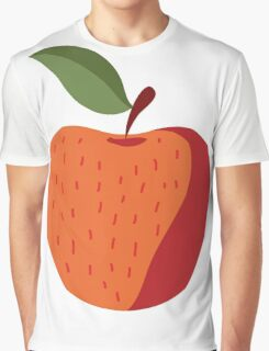 Elegant and Cool Apple Vector Design Graphic T-Shirt