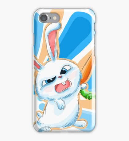 Liberated Forever, Domesticated Never! (The Secret Life Of Pets) iPhone Case/Skin