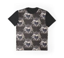 Huntsman Spider Damask Graphic T-Shirt
