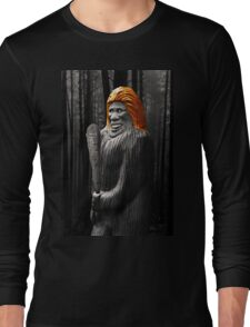 Great Minds Think Alike. Trump 2016.  Long Sleeve T-Shirt