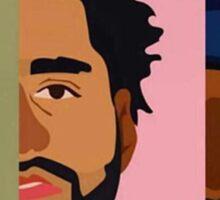 Drake Cole Lemar Sticker