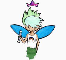Pride Fairy (Agender) - Lesbian, Gay, Bi, Trans, LGBT Pride Fairy Unisex T-Shirt
