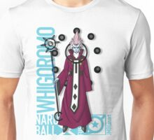 Whigoromo (Whis and Hagoromo fusion) Unisex T-Shirt