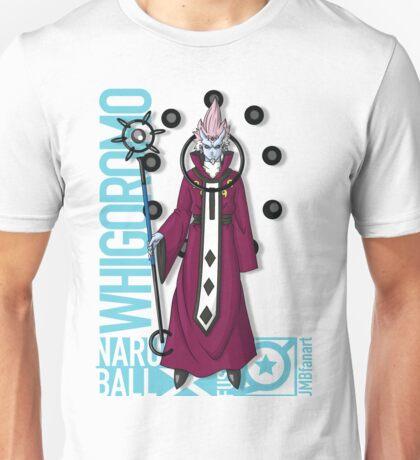 Whigoromo (Whis and Hagoromo fusion) Unisex T-Shirt