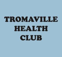 Tromaville Health Club by evanmayer