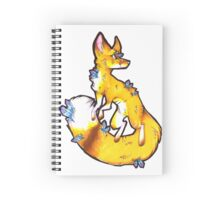 Gem Fox Spiral Notebook