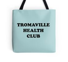 Tromaville Health Club Tote Bag