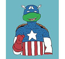American Turtle Photographic Print