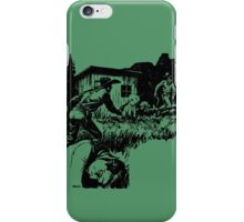 Boothill Is My Destination - Black iPhone Case/Skin