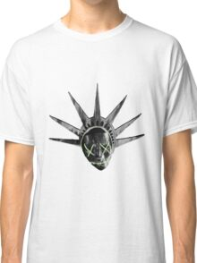 THE PURGE: liberty MASK BW Classic T-Shirt