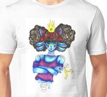 Top Half Unisex T-Shirt