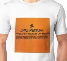 Jazz Interplay lp Record back Cover Unisex T-Shirt