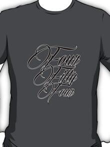 454 BIG BLOCK CHEV 'Scriptaaay' T-Shirt