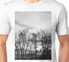 Trees Going Nowhere Unisex T-Shirt