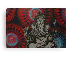 Lord Ganesha #1 Canvas Print