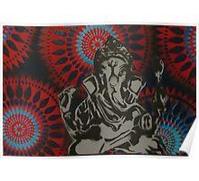 Lord Ganesha #1 Poster