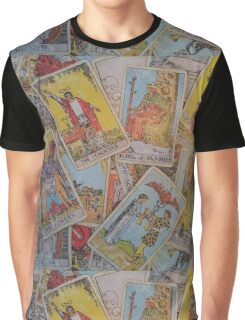 Tarot Time Graphic T-Shirt