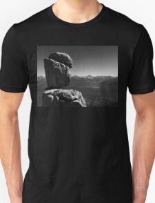 WHITE BARK VISTA Unisex T-Shirt