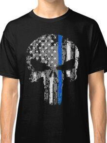 Punisher - Blue Line V3 Classic T-Shirt