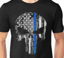 Punisher - Blue Line V3 Unisex T-Shirt