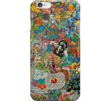 Fear and Loathing on Planet Caravan iPhone Case/Skin