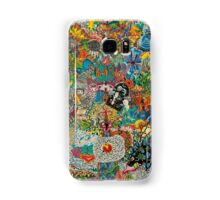 Fear and Loathing on Planet Caravan Samsung Galaxy Case/Skin