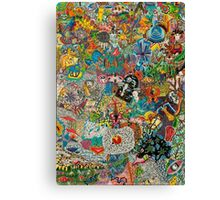 Fear and Loathing on Planet Caravan Canvas Print