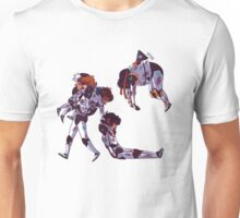 Banged-Up Paladins Unisex T-Shirt