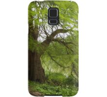 Two monumental swamp cypresses Samsung Galaxy Case/Skin