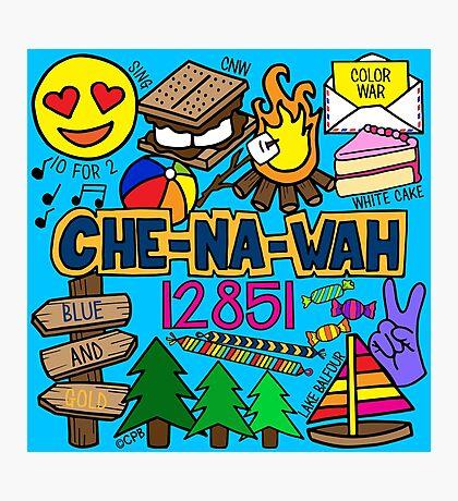 Che-Na-Wah Photographic Print