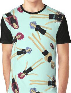 Felt Doll Soup Graphic T-Shirt