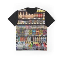 Grocery Store Kefir Graphic T-Shirt