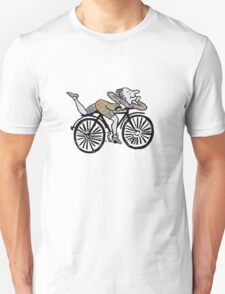 Bicycle Day 'Albert Hoffman' Unisex T-Shirt