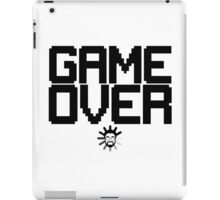 Uncle Drew - Game Over iPad Case/Skin