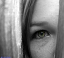 Eyes are the Windows to the Soul by bluestormphotos