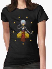 Zenyatta II Womens Fitted T-Shirt