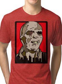 Classic Fulci Zombie - Lucio Fulci Tri-blend T-Shirt