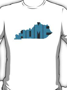 Kentucky HOME state design T-Shirt