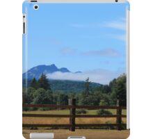 Saddle Mtn iPad Case/Skin