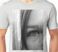 Eyes are the Windows to the Soul Unisex T-Shirt