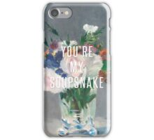 you're my soupsnake iPhone Case/Skin