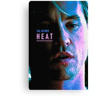 HEAT 3 Canvas Print