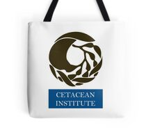 Captain! There be whales here! Tote Bag