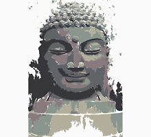 Cool Grey Buddha/Buddhist Unisex T-Shirt